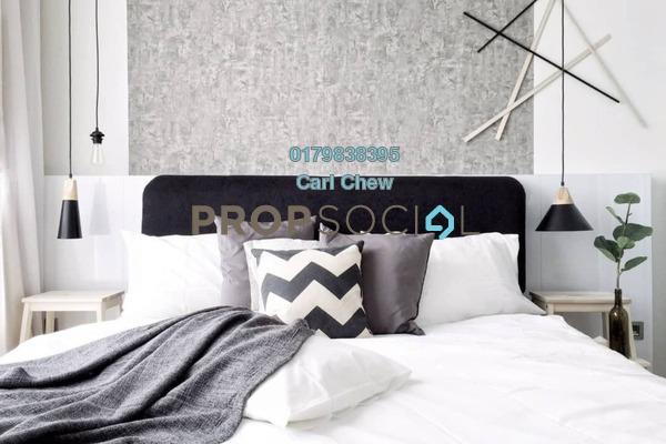 SoHo/Studio For Rent in Soho Suites, KLCC Freehold Fully Furnished 2R/1B 3.3k