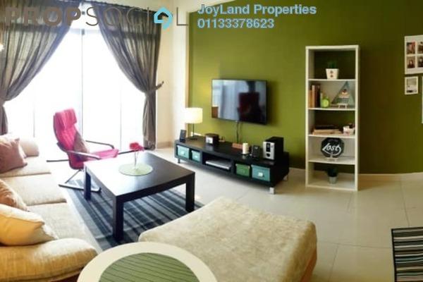 Apartment For Sale in Pelangi Astana, Bandar Utama Leasehold Fully Furnished 3R/2B 500k