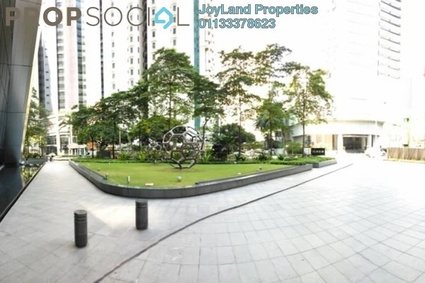 Office For Rent in Ilham Baru Tower, KLCC Freehold Fully Furnished 0R/0B 60.9k
