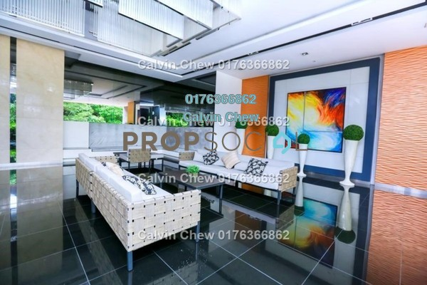 Condominium For Sale in Richmond, Mont Kiara Freehold Unfurnished 0R/0B 626k
