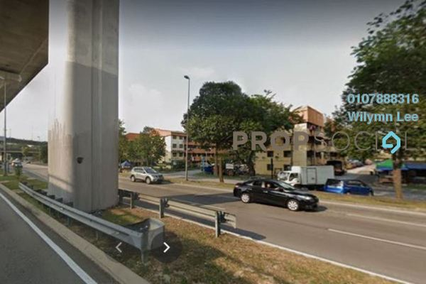 For Sale Land at SS13, Subang Jaya Freehold Semi Furnished 2R/1B 175k