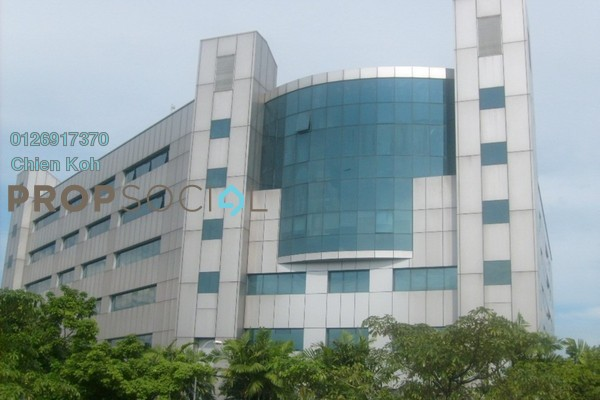 For Rent Shop at Bangunan Palm Grove, Shah Alam Freehold Unfurnished 0R/0B 90k