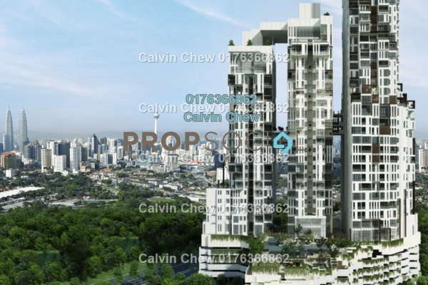 Serviced Residence For Sale in Icon Residence (Mont Kiara), Dutamas Freehold Unfurnished 3R/0B 1.86m