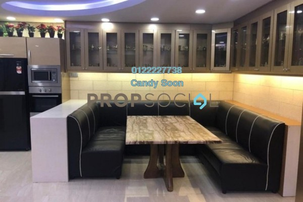 For Rent Condominium at Fahrenheit 88, Bukit Bintang Freehold Fully Furnished 3R/2B 4k