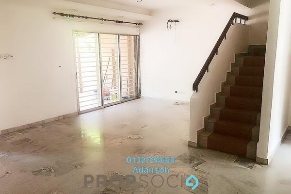 Terrace For Sale in SD9, Bandar Sri Damansara Freehold Semi Furnished 4R/3B 940k
