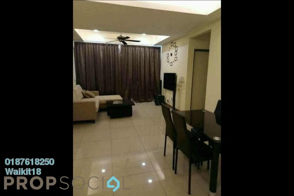 Condominium For Sale in Greenfield Regency, Skudai Freehold Fully Furnished 3R/2B 355k