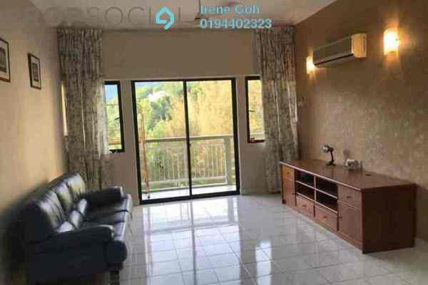 For Rent Condominium at Lakeside Tower, Bukit Jambul Freehold Fully Furnished 3R/2B 1.2k