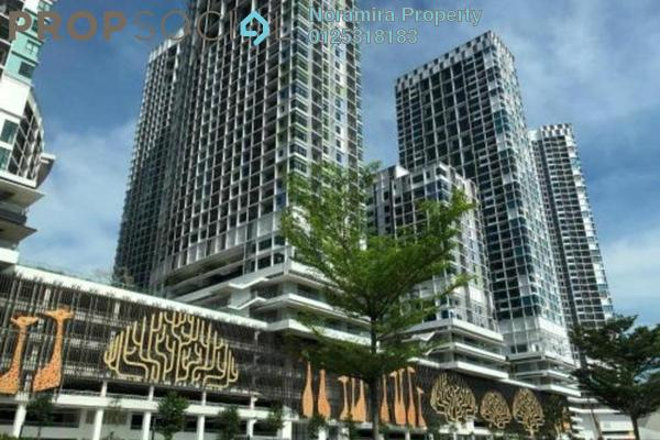 Condominium For Rent in i-City, Shah Alam Freehold Fully Furnished 2R/1B 1.3k