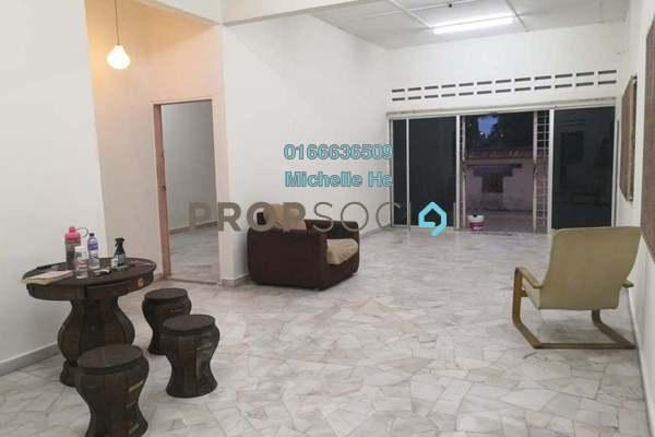 For Sale Bungalow at Taman Daya, Tebrau Freehold Semi Furnished 4R/2B 420k