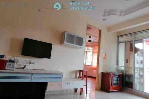For Rent Apartment at Medan Lumba Kuda, Air Itam Freehold Semi Furnished 3R/2B 1.4k
