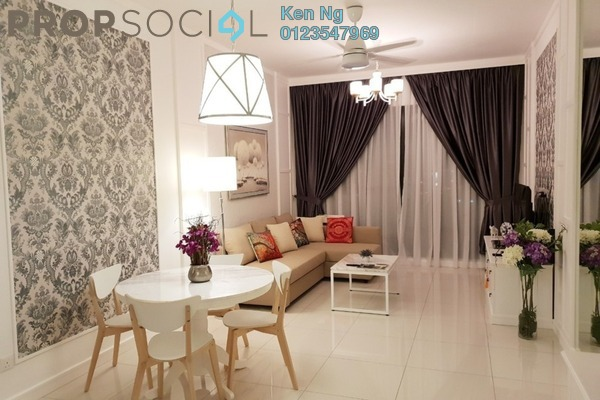 Serviced Residence For Rent in SouthKey Mosaic @ SouthKey, Johor Bahru Freehold Fully Furnished 2R/2B 1.79k