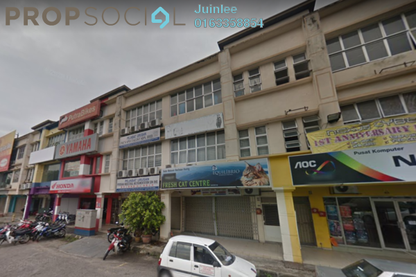 Shop For Sale in Taman Gembira, Klang Freehold Unfurnished 0R/0B 1.4m