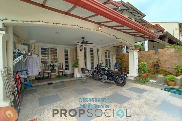 Terrace For Sale in Ara Idaman, Ara Damansara Freehold Semi Furnished 5R/3B 1.28m