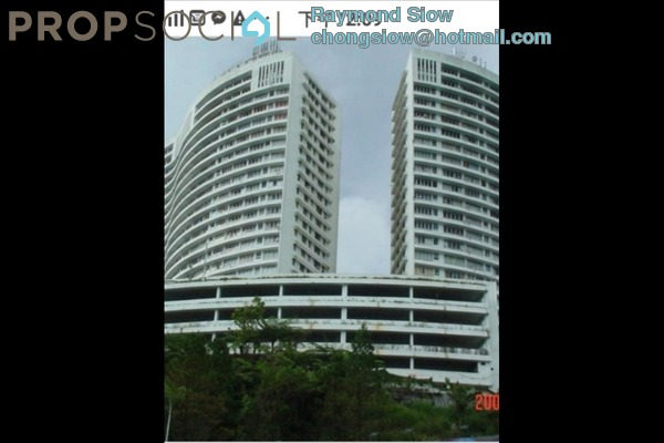 Apartment For Sale in Ria Apartment, Genting Highlands Freehold Semi Furnished 5R/3B 1.2m