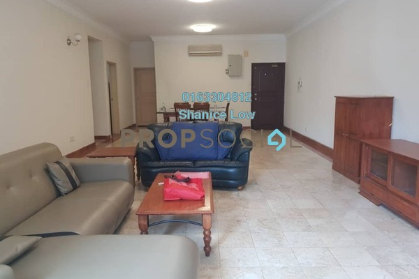 Condominium For Rent in Corinthian, KLCC Freehold Fully Furnished 3R/2B 3.3k