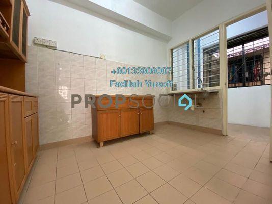 Apartment For Sale in Bayu Tasik 1, Bandar Sri Permaisuri Freehold Unfurnished 3R/2B 390k