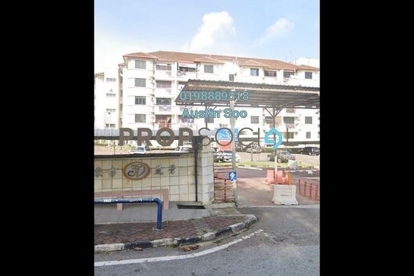 Condominium For Sale in Taman Skudai Baru, Skudai Freehold Unfurnished 3R/2B 279k