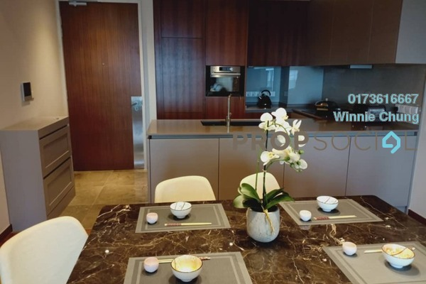 Condominium For Rent in Stonor 3, KLCC Freehold Fully Furnished 3R/3B 5.5k