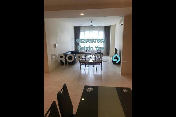 For Rent Condominium at The CapSquare Residences, Dang Wangi Freehold Fully Furnished 2R/3B 3.2k