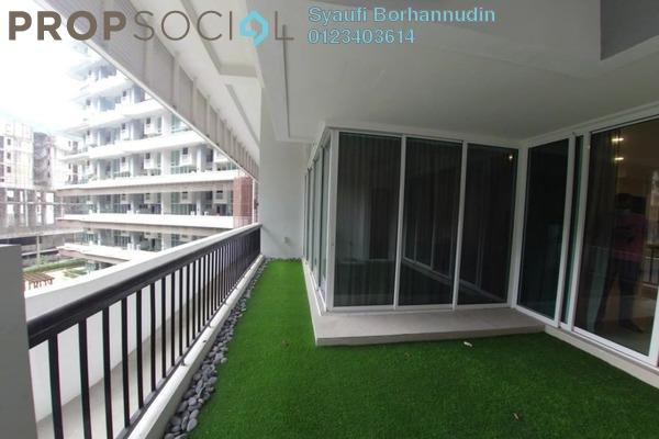 Condominium For Sale in Armanee Terrace II, Damansara Perdana Freehold Semi Furnished 4R/4B 1.3m