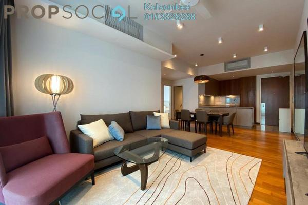 Condominium For Rent in Stonor 3, KLCC Freehold Fully Furnished 3R/2B 5.3k