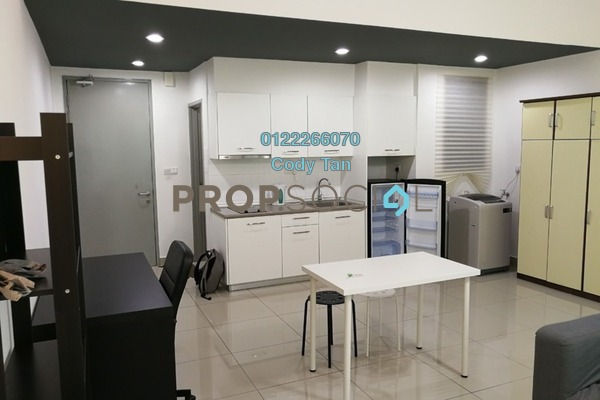 For Rent Serviced Residence at CyberSquare, Cyberjaya Freehold Fully Furnished 1R/1B 800translationmissing:en.pricing.unit