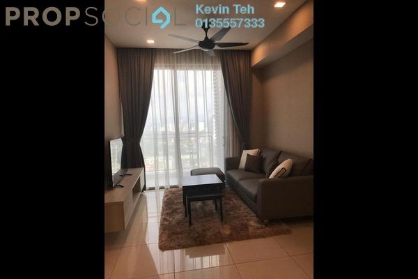 For Rent Condominium at Nadi Bangsar, Bangsar Freehold Fully Furnished 1R/1B 3.1k