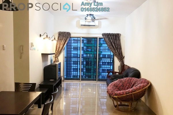 Condominium For Rent in OUG Parklane, Old Klang Road Freehold Fully Furnished 3R/2B 1.3k