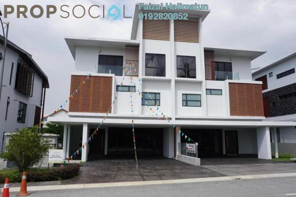 Bungalow For Sale in Sunsuria 7th Avenue, Setia Alam Freehold Unfurnished 6R/6B 2.88m