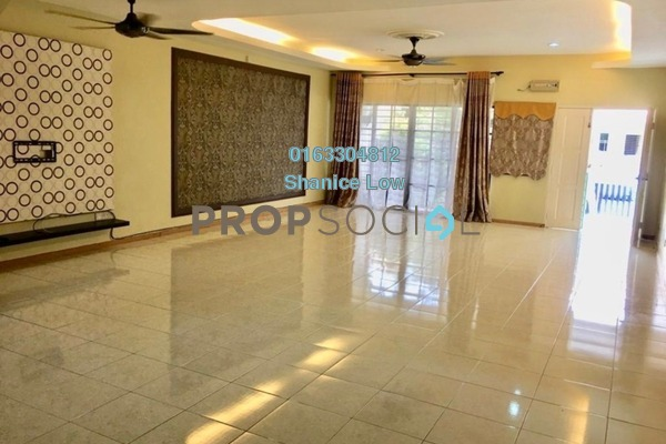 Terrace For Rent in Bandar Nusaputra, Puchong Freehold Semi Furnished 4R/3B 1.6k