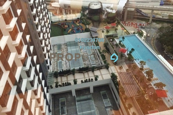 For Rent Condominium at Eve Suite, Ara Damansara Freehold Fully Furnished 2R/2B 2.3k