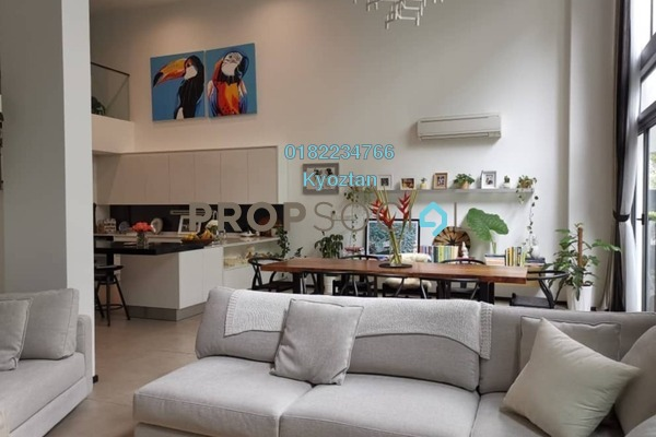 Condominium For Sale in The Mansions, Desa ParkCity Freehold Fully Furnished 4R/5B 4.2m