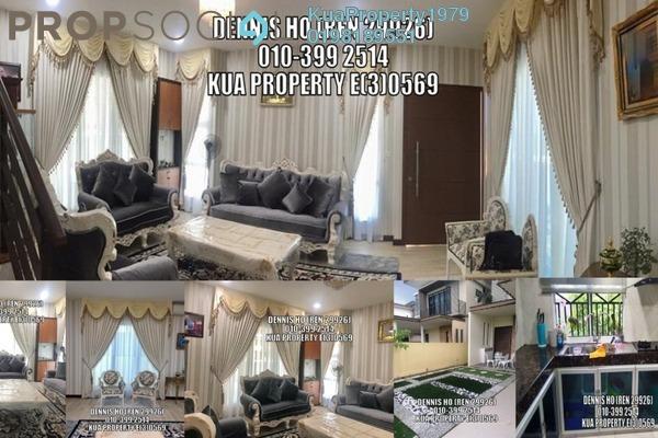For Sale Semi-Detached at Taman Yen Yen, Kuching Freehold Unfurnished 4R/4B 700k