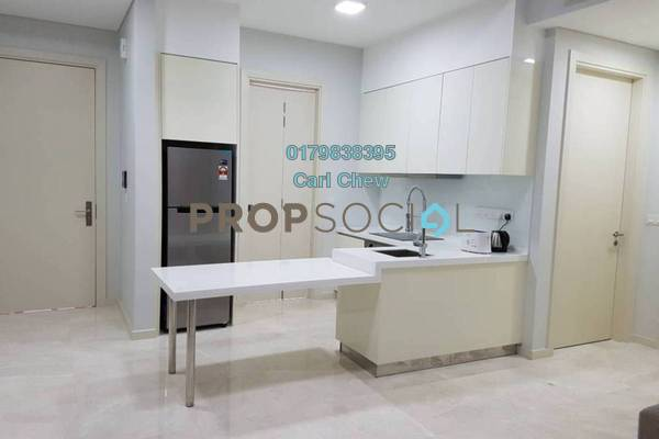 For Rent Condominium at Vogue Suites One @ KL Eco City, Mid Valley City Freehold Fully Furnished 2R/2B 4.5k