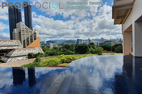 Condominium For Sale in The Orion, KLCC Freehold Fully Furnished 4R/3B 660k