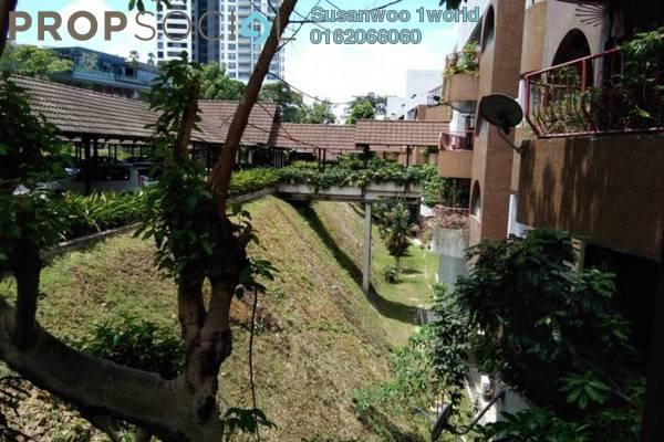 Condominium For Sale in Bangsar Puteri, Bangsar Freehold Semi Furnished 3R/2B 858k