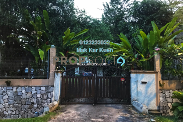 Bungalow For Sale in Pusat Bandar Damansara, Damansara Heights Freehold Unfurnished 0R/0B 4.3m