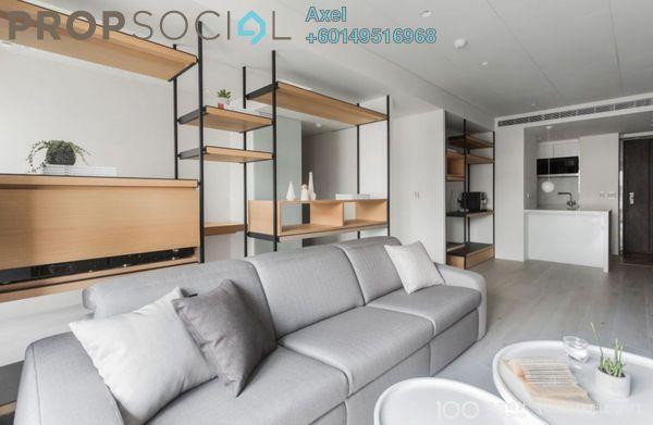 For Sale Condominium at Ampang Boulevard, Ampang Freehold Fully Furnished 3R/3B 536k