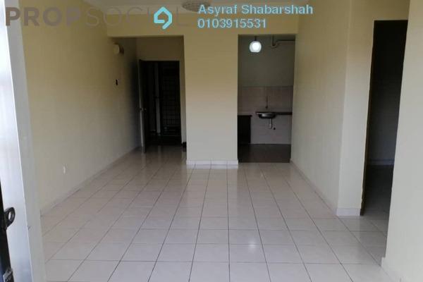 Apartment For Rent in Sri Hijauan, Ukay Freehold Unfurnished 3R/2B 1.2k