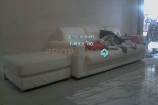 Terrace For Sale in Taman Daya, Kepong Freehold Semi Furnished 5R/3B 760k