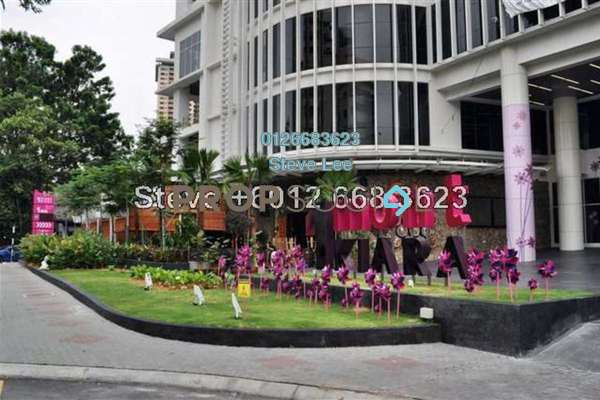 Office For Sale in One Mont Kiara, Mont Kiara Freehold Unfurnished 0R/1B 1.3m