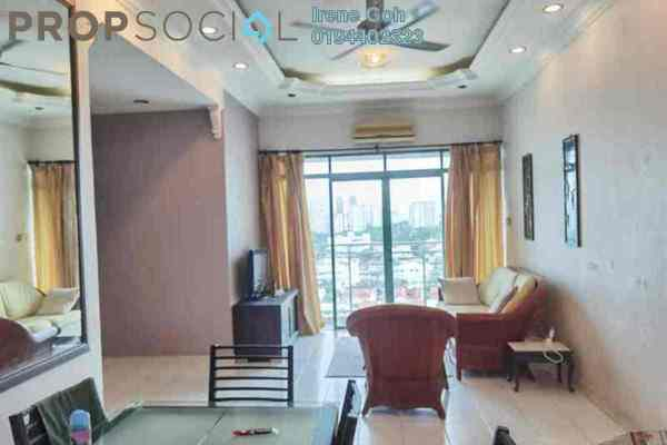 For Sale Condominium at Tanjung Park, Tanjung Tokong Freehold Fully Furnished 3R/2B 600k