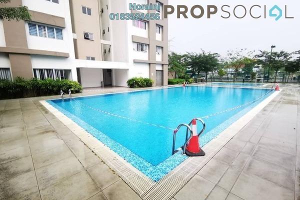 Condominium For Sale in Taman Angsana Hilir, Desa Pandan Freehold Unfurnished 3R/2B 400k