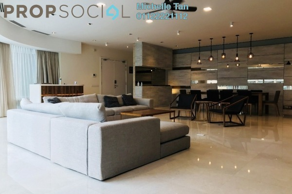 Serviced Residence For Rent in The Avare, KLCC Freehold Fully Furnished 4R/4B 12k