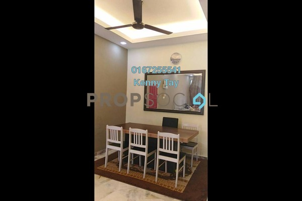 Apartment For Sale in Casa Mila, Selayang Freehold Semi Furnished 3R/2B 300k