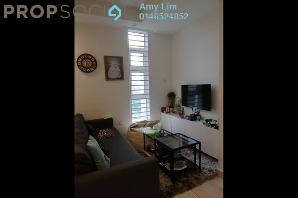 Condominium For Sale in Central Residence, Sungai Besi Freehold Fully Furnished 2R/2B 450k