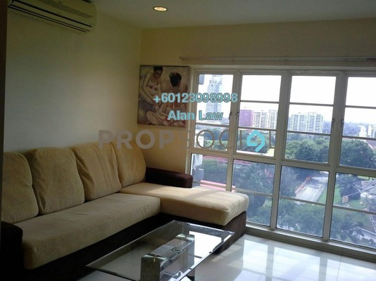 For Rent Condominium at Sri Emas, Pudu Freehold Fully Furnished 4R/3B 2.8k