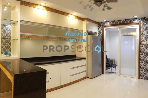 For Rent Terrace at SouthLake, Desa ParkCity Freehold Semi Furnished 3R/3B 4.5k