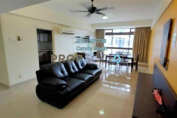 For Rent Condominium at Fahrenheit 88, Bukit Bintang Freehold Fully Furnished 3R/2B 3.3k