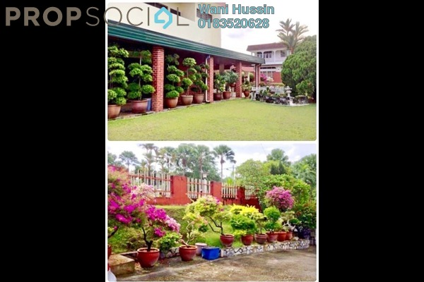 Bungalow For Sale in Section 12, Shah Alam Leasehold Semi Furnished 5R/4B 2.8m